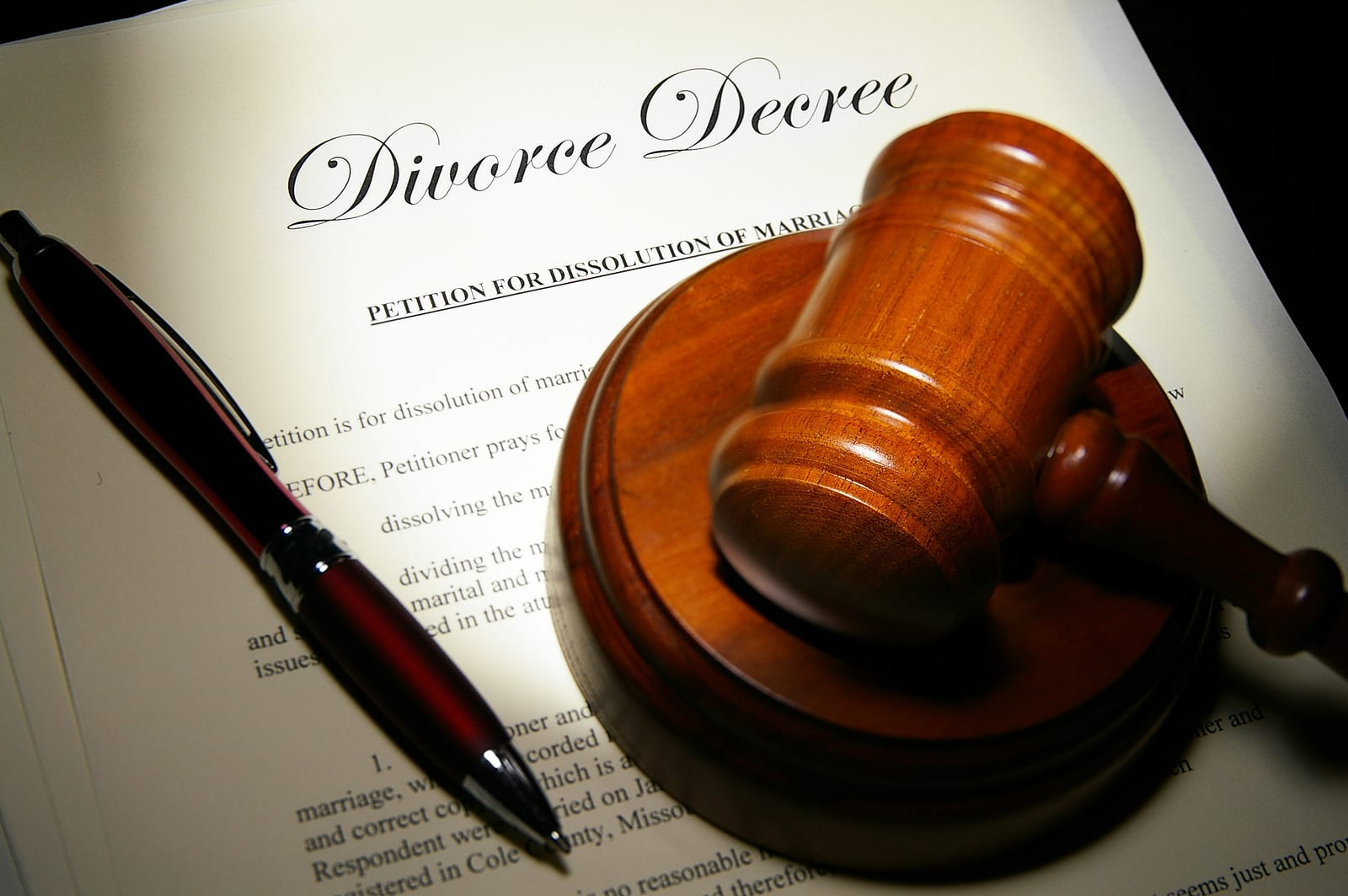 Help! I Do Not Want to Get Divorced!